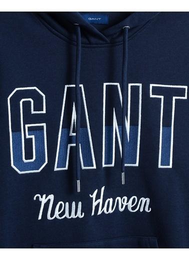 Gant Elbise Lacivert